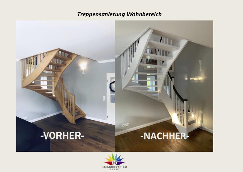 Treppensanierung-Wohnbereich